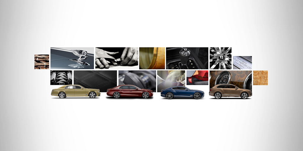 Official Bentley Motors Website Powerful Handcrafted Luxury Cars