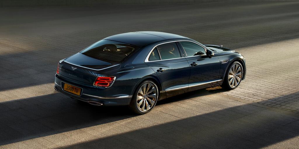 Official Bentley Motors website | Powerful, handcrafted luxury cars