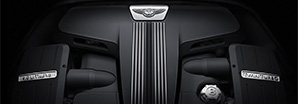 Bentley Continental GT V8, detailed specification