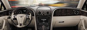Bentley Flying Spur W12 interior