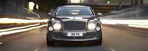 Bentley Mulsanne, performance