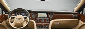 Bentley Mulsanne, technology