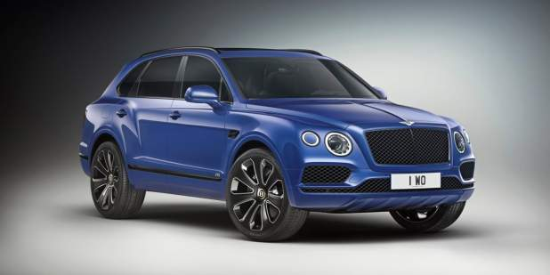 Bentley-Bentayga-V8-Design-Series-front-three-quarters-in-klein-blue