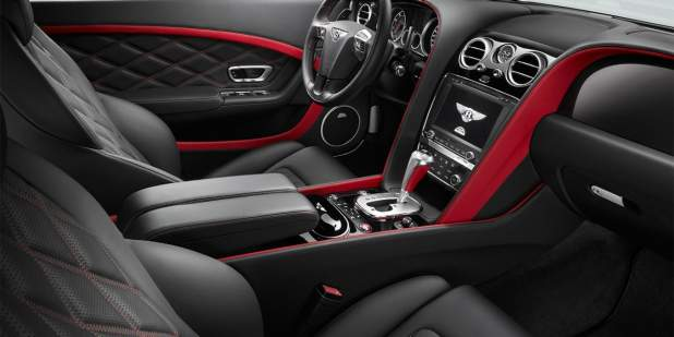 Continental GT Speed, technology