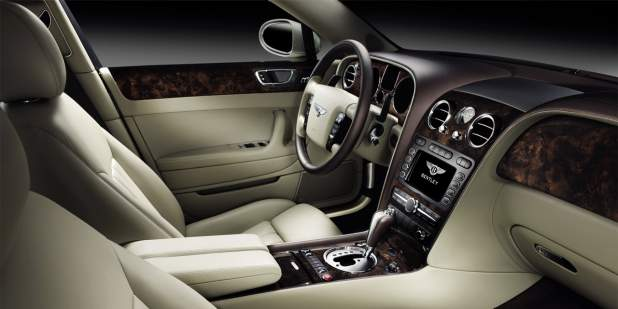 Bentley Motors Website Models Past Models The Continental Flying