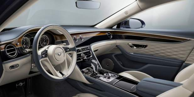 bentley-new-flying-spur-front-cabin-showing-3d-diamond-quilted-leather-and-naim-audio