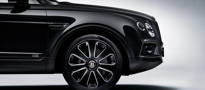 Bentley Bentayga Luxury V8 SUV | Bentley Motors