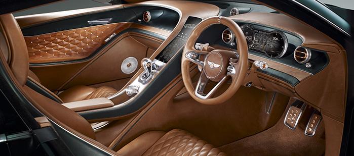 Bentley Designer Explains
