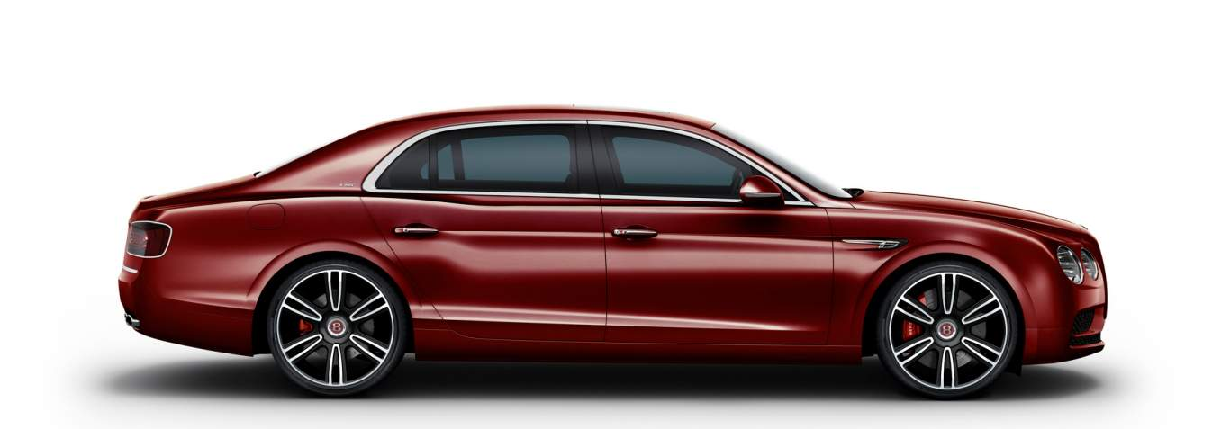 Exterior Design The New Flying Spur