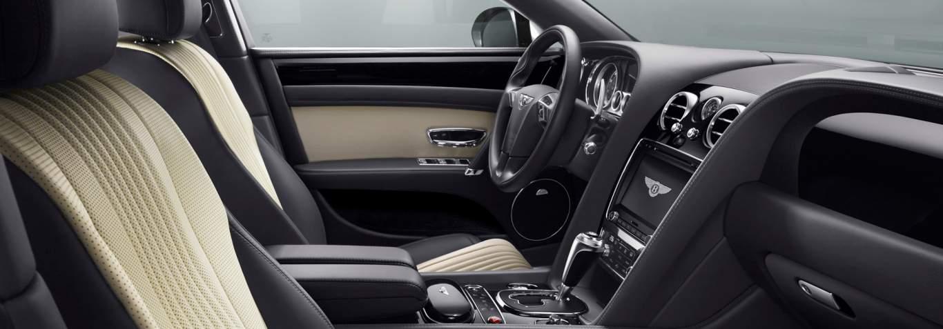 Interior Design The New Flying Spur V8 S