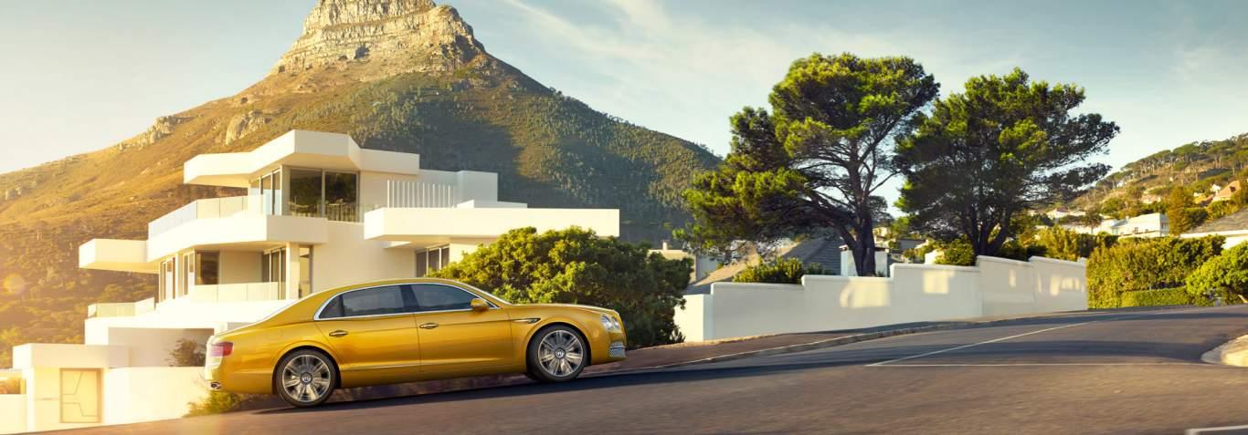 Flying Spur W12 S Luxury Sports Sedan Bentley Motors