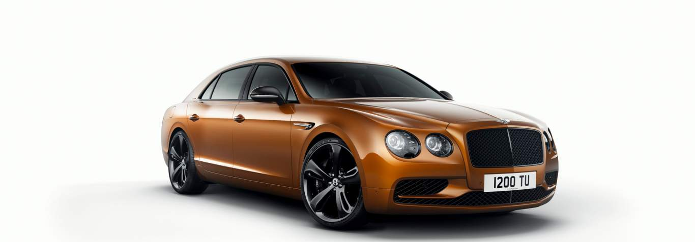 Exterior Design The Flying Spur