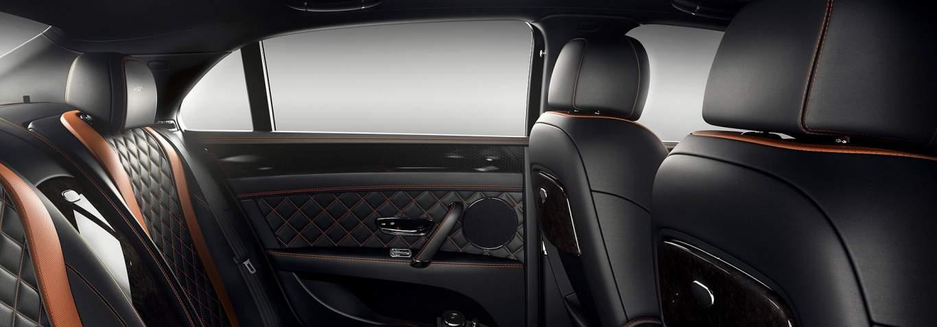 Flying Spur Features Bentley Motors