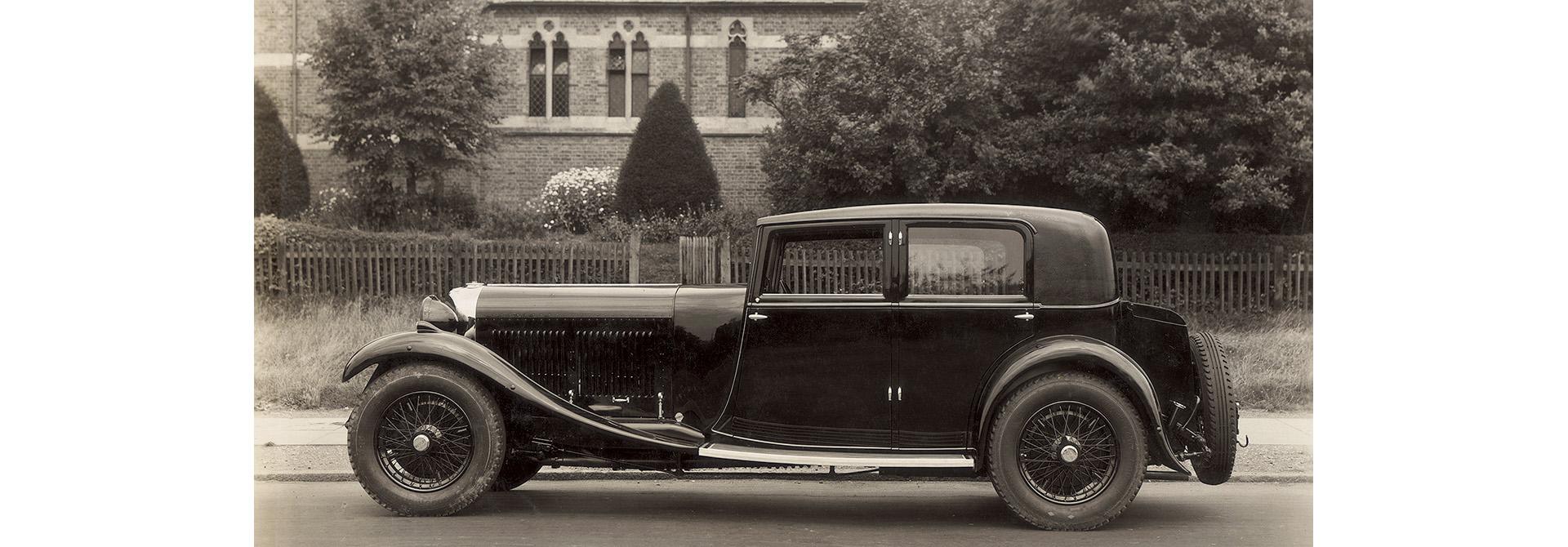Bentley Motors Website World Of Bentley The Bentley Story History