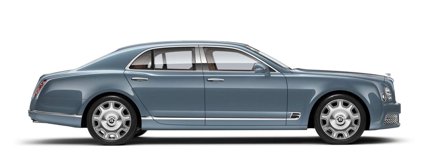 Bentley Mulsanne The Luxury Sedan Bentley Motors