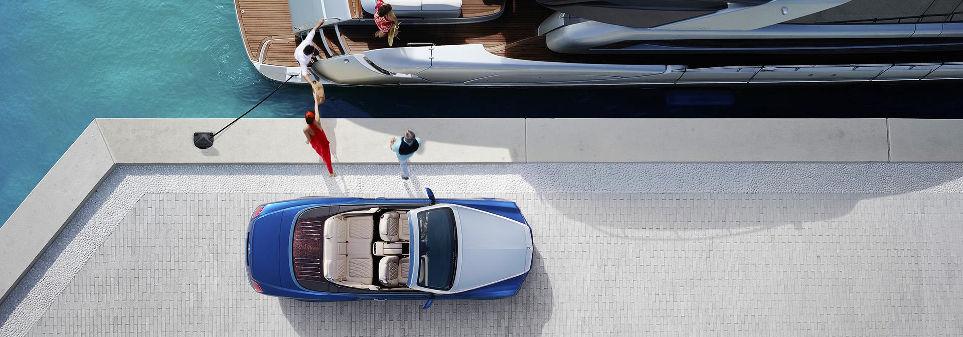 Bentley Motors Website: Models: Concepts: Grand Convertible Concept