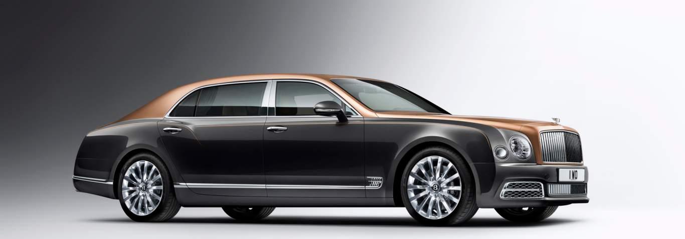 The Bentley Mulsanne Speed | Bentley Motors