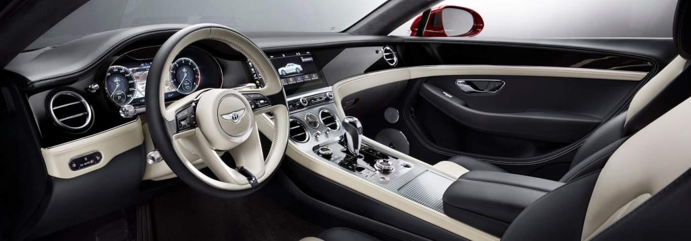 The New Bentley Continental Gt Bentley Motors