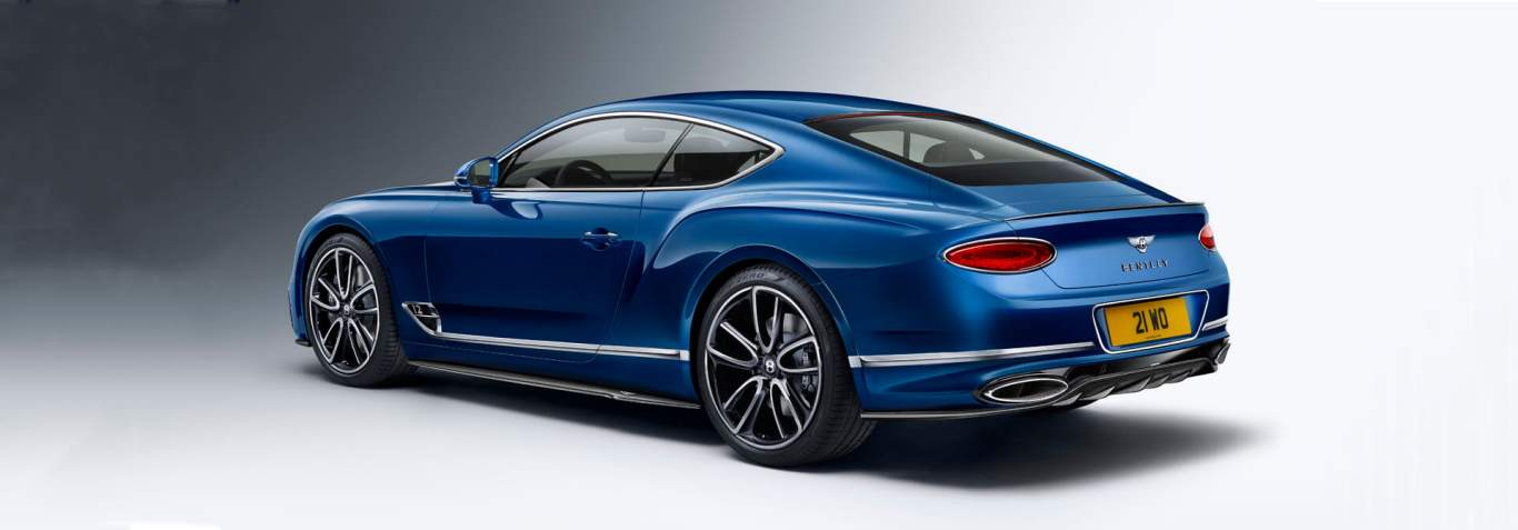 7d850f4b913 Continental GT rear three quarter in Sequin Blue paint with Carbon Fibre  bodykit 1920x670.jpg