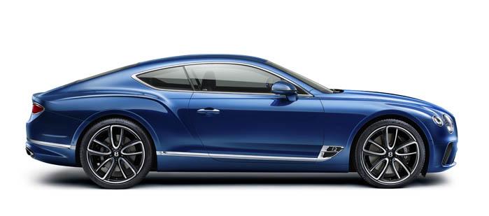 The new Bentley Continental GT Convertible   Bentley Motors