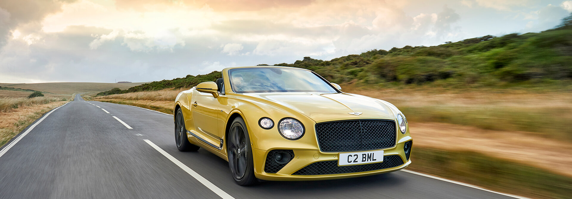 The Bentley Continental Gt V8 Convertible Bentley Motors
