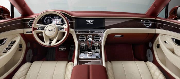 The new Bentley Continental GT Convertible | Bentley Motors