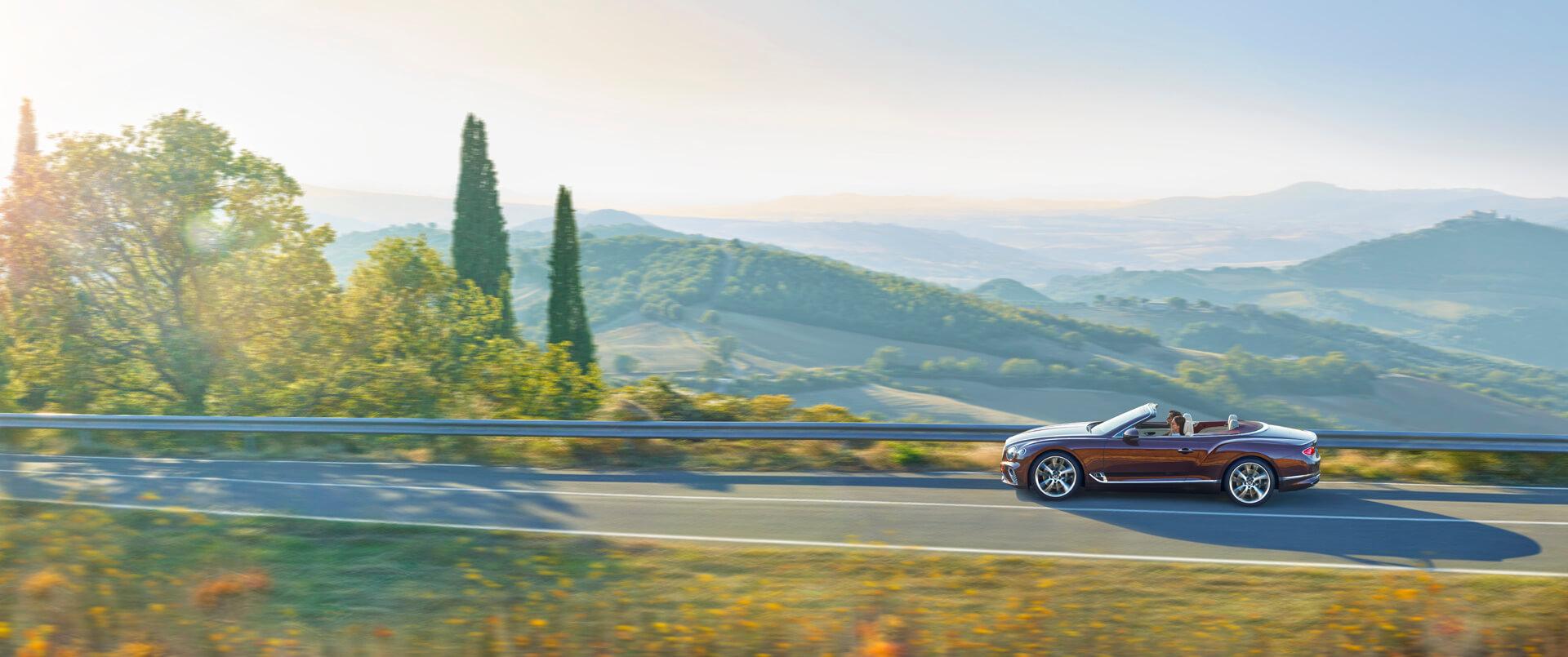 The Bentley Continental Gt Convertible Bentley Motors