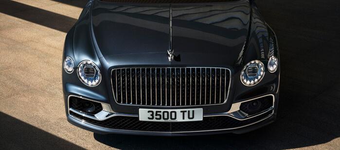 Discover The New Flying Spur Range| Bentley Motors
