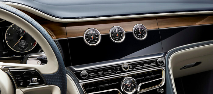 Mulsanne Range | Bentley Motors