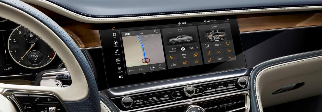 Mulsanne Range Bentley Motors