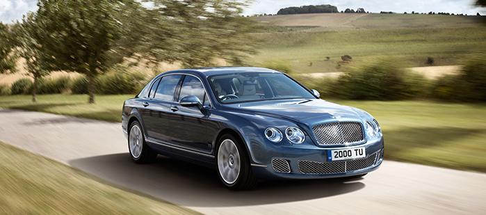 Flying Spur 2013 2018 Past Models Bentley Motors
