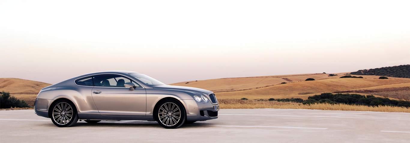 Continental Range (2010 - 2017) | Bentley Motors