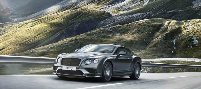 Continental Range (2010 - 2018)   Bentley Motors