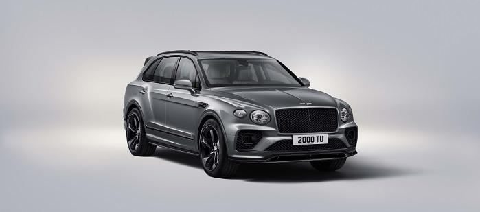 The New Bentley Bentayga Suv Bentley Motors