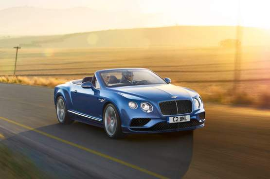 Bentley models: the world's widest range of handcrafted cars