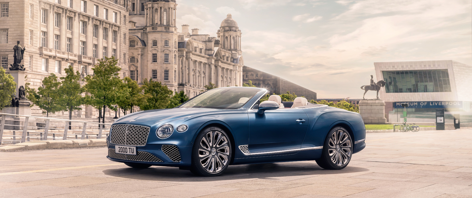 The Bentley Continental Gt Convertible Bentley Motors