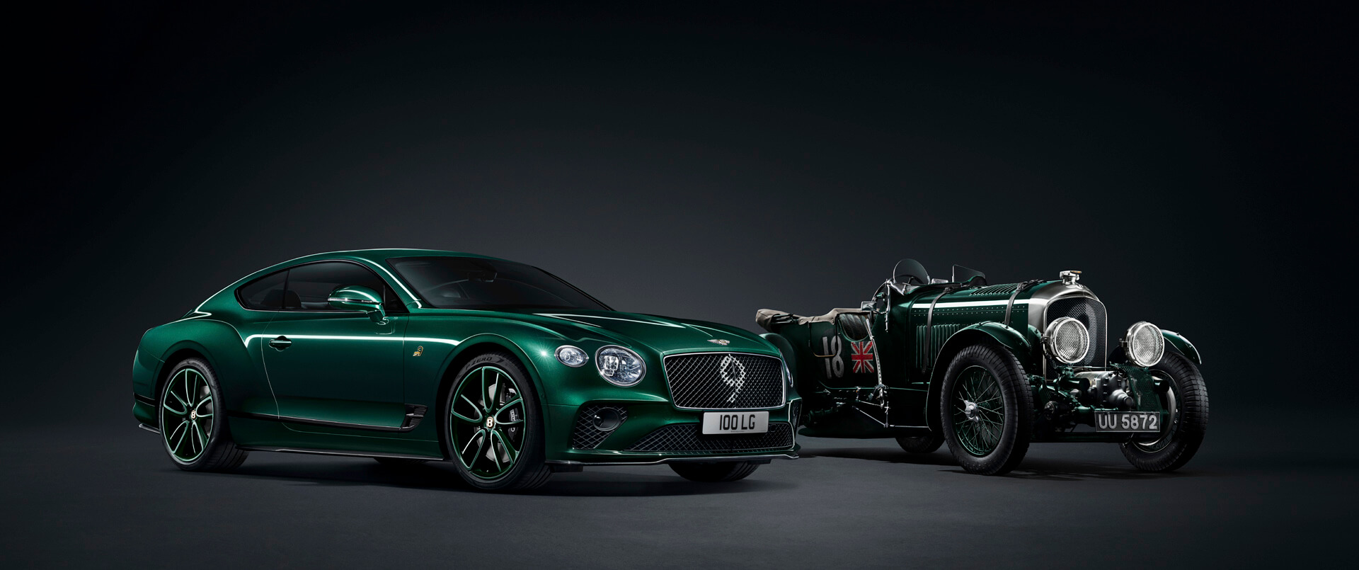 Continental Gt Number 9 Edition Mulliner Bentley Motors