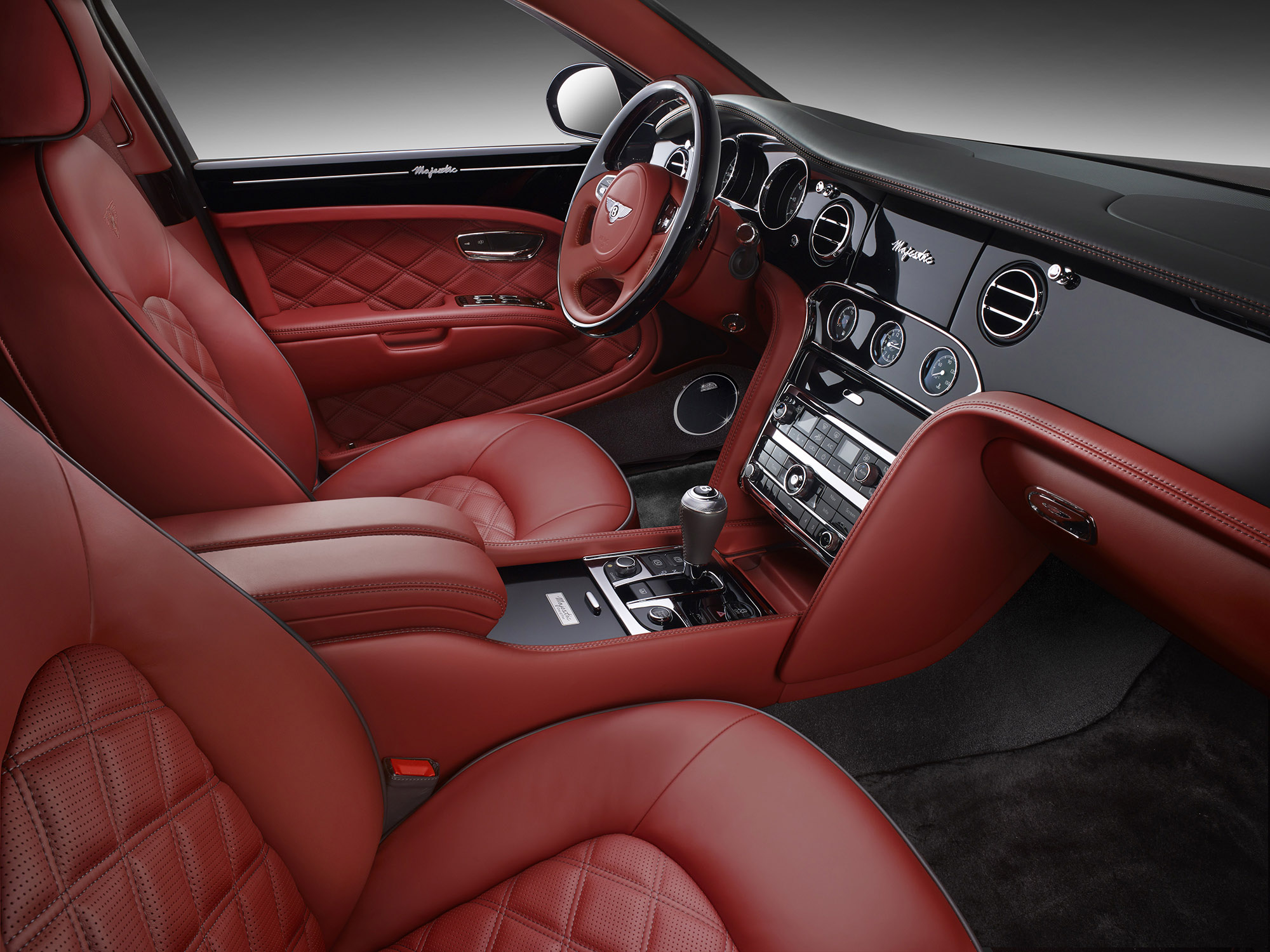 Bentley mulsanne majestic limited edition launched in the middle east vanachro Image collections