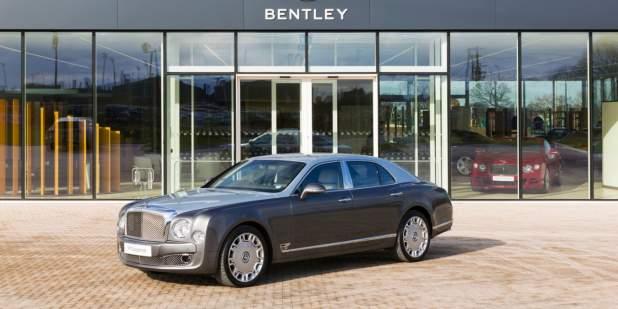 Bentley Motors Website: World of Bentley: Experiences: Factory Tour ...