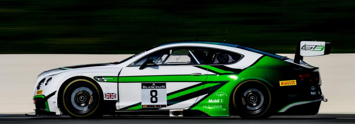 Bentley Motors Website World Of Bentley Motorsport Overview