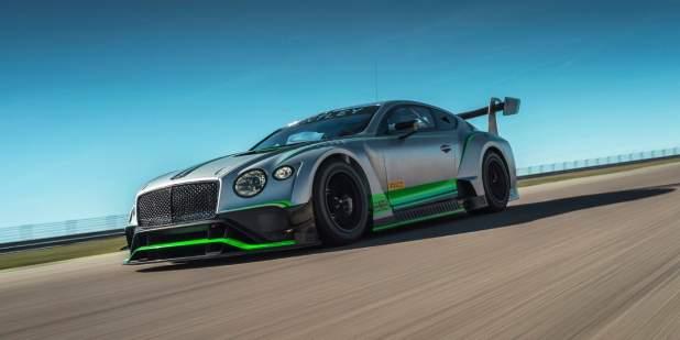 Bentley Motors Website: World of Bentley: Motorsport: Overview