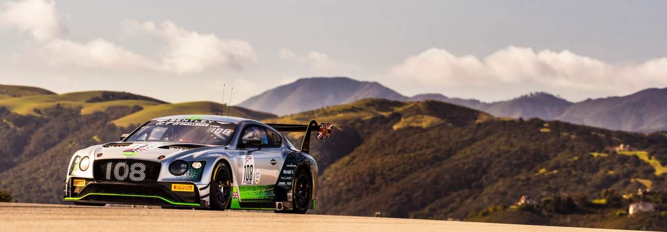 7932e8f8b7c Bentley Motors Website: World of Bentley: Motorsport: Overview