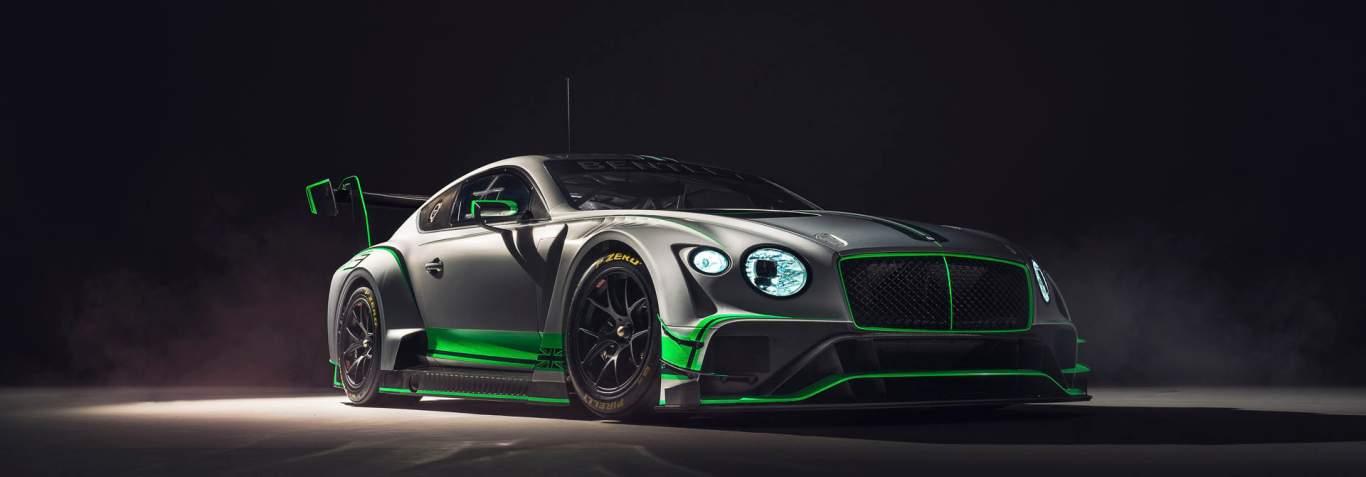Risultati immagini per Bentley Continental GT3