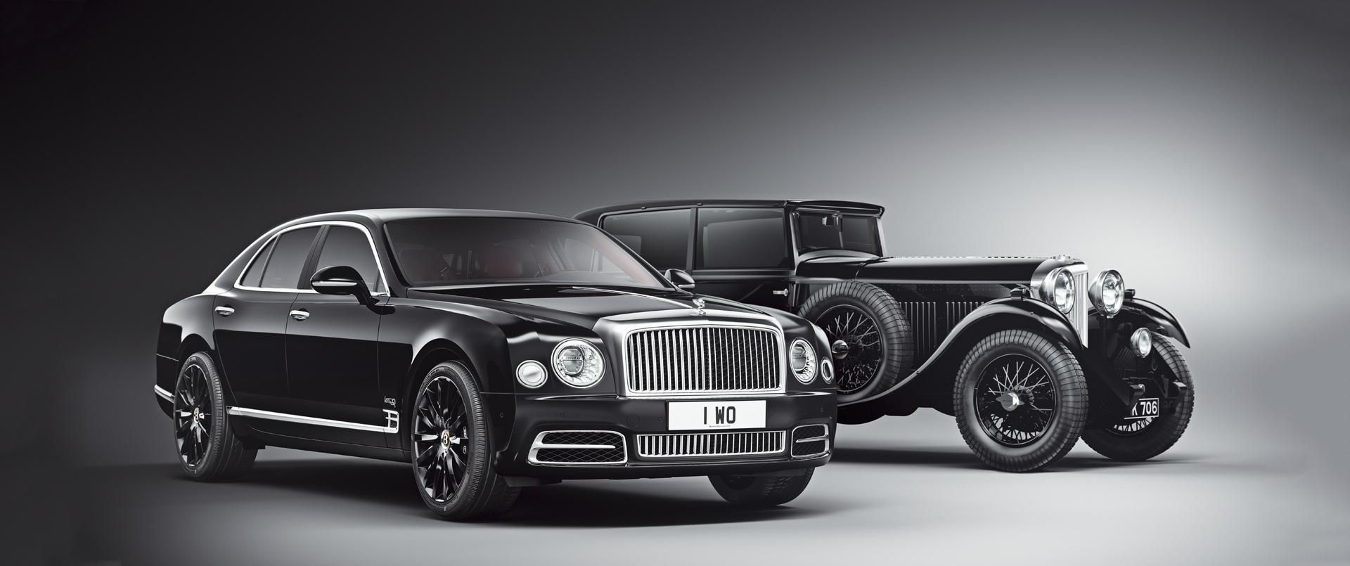 Bentley New Mulsanne Range  Dealer Order Guide Very Rare Item