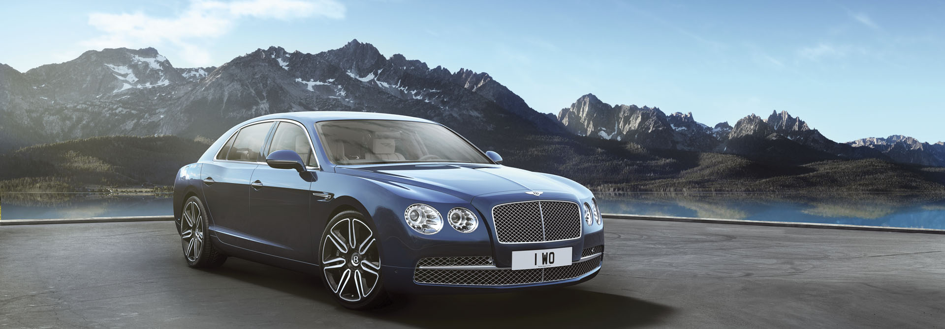 Bentley Motors Website World Of Mulliner Limited Editions Flying Spur By