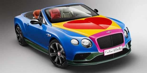 Bentley Motors Website: World of Bentley: The Bentley Story: News ...