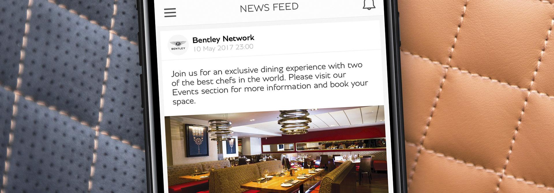 Bentley Motors Website: World of Bentley: Ownership: Technology