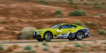 100 Years of Extraordinary| World of Bentley│Bentley Motors