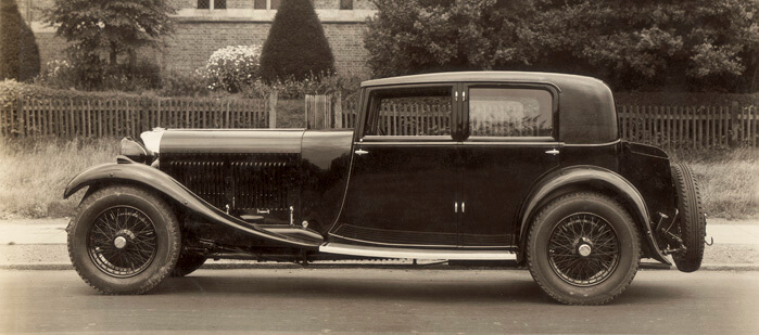 Bentley Motors Website: World of Bentley: The Bentley Story
