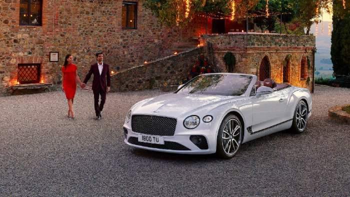 Official Bentley Motors Website Ful Handcrafted